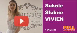 Nowa kolekcja Suknie Slubne Vivien