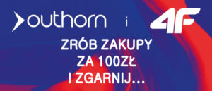 promocja w 4F outhorn