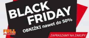 Black Friday wreszcie jest!