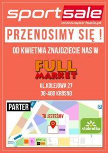 Sportsale.pl w Full Market od kwietnia